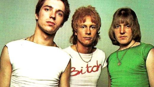 Radio Stars in concert 1979