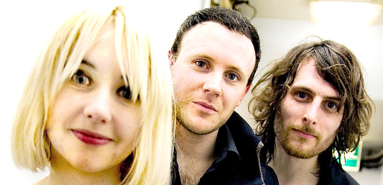 The Joy Formidable - in session 2009