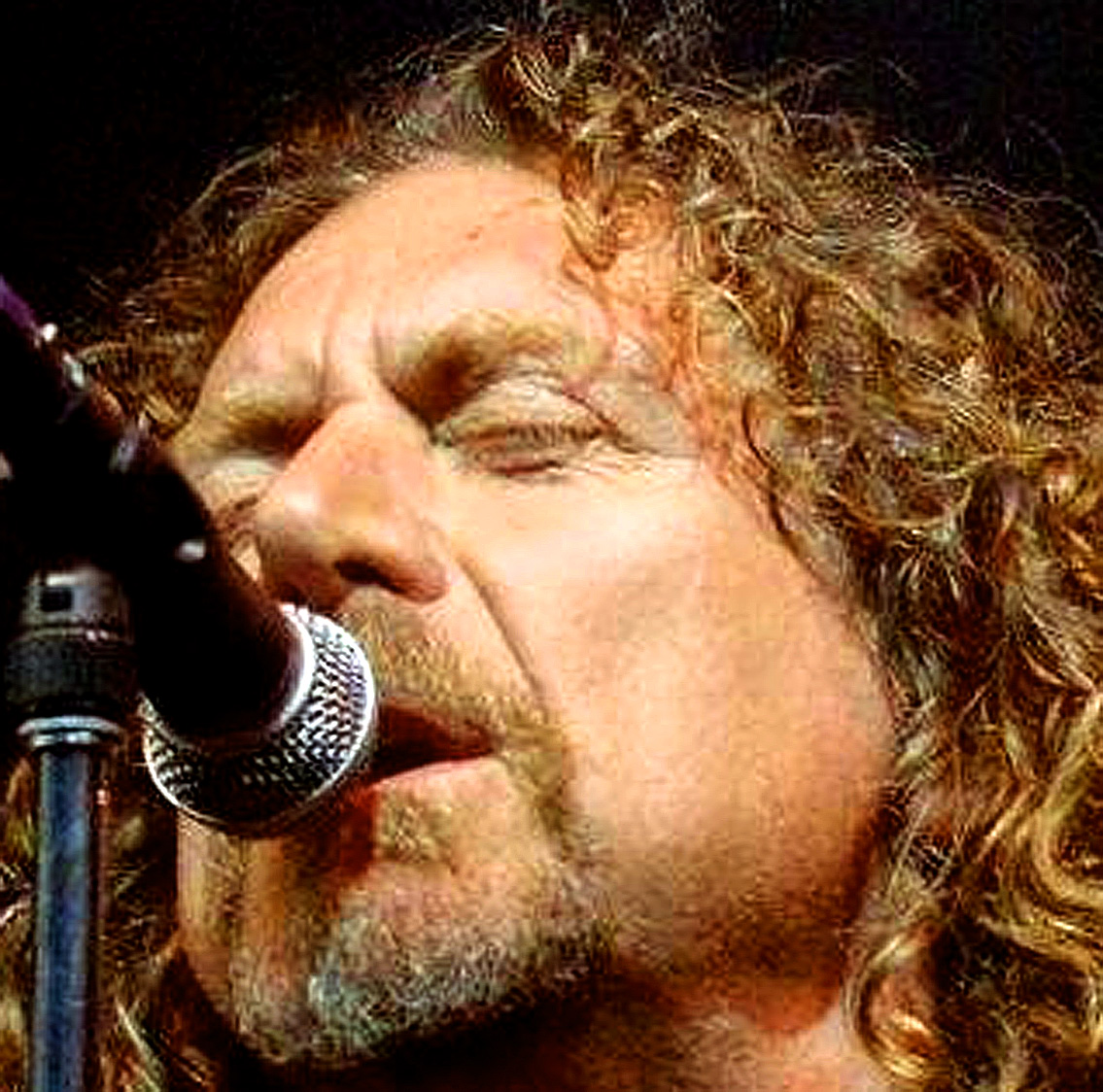 Robert Plant In Concert At Glastonbury 1993 – Past Daily Soundbooth
