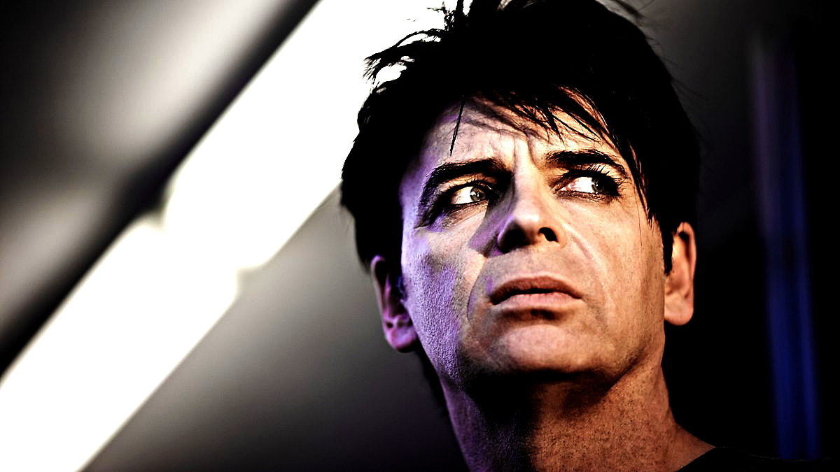 Gary Numan In Session – 2013 – Past Daily Soundbooth