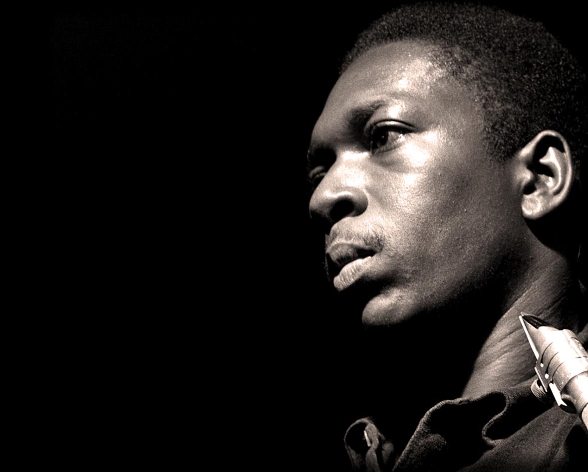 John Coltrane with Miles Davis – Live In Amsterdam – 1960 – Past Daily Downbeat – Birthday Edition – (John Coltrane – September 23, 1926)