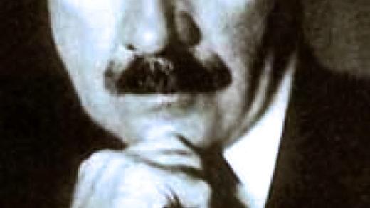 Czech Prime Minister Milan Hodza - 1938