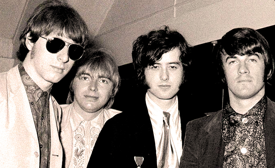 The Yardbirds – Live In Germany 1967 – Past Daily Soundbooth