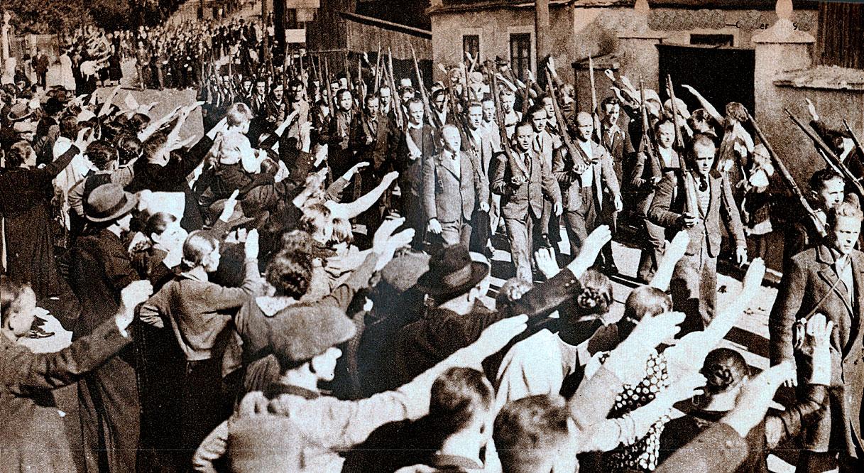 September 16, 1938 – A Land Called Sudeten. The Munich Crisis