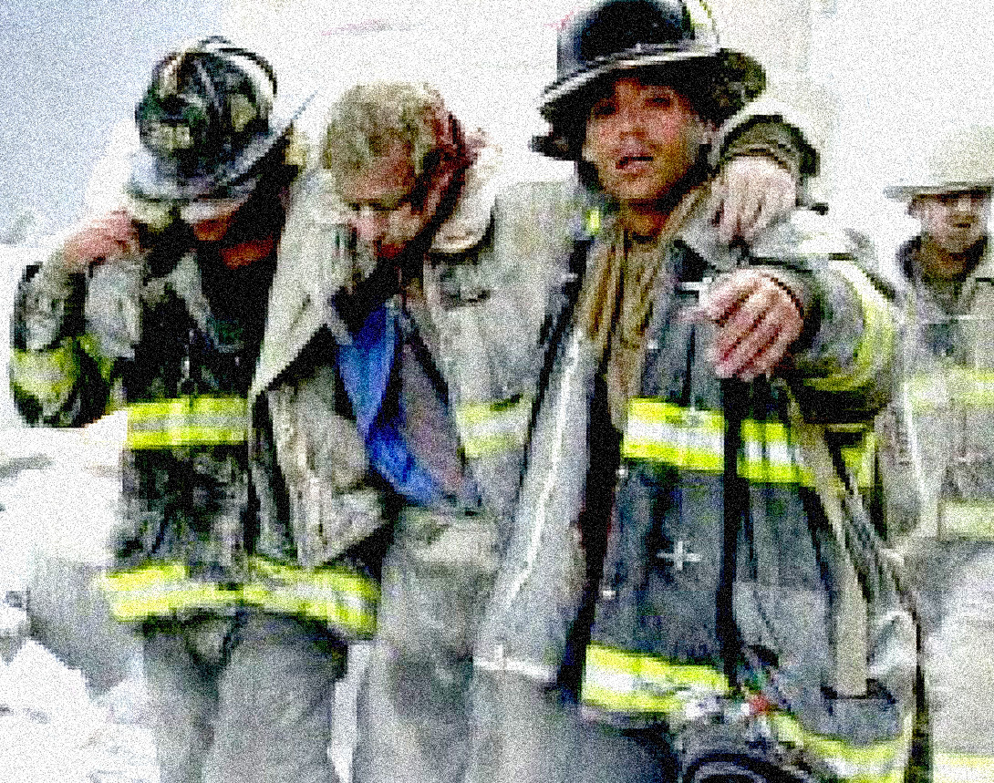 September 13, 2001 – Miracle In Manhattan – Firefighters Rescued After Three Days In Rubble.