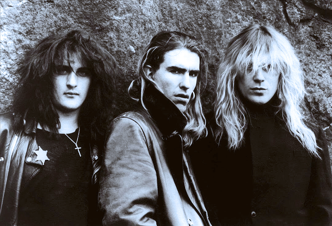 New Model Army – In Concert 1990 – Past Daily Soundbooth
