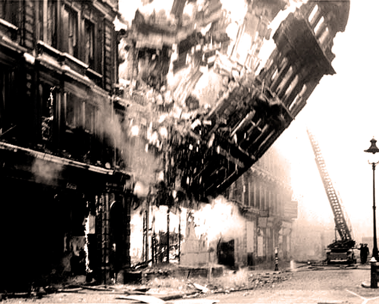 September 1940 – The Blitz Begins – Past Daily Reference Room