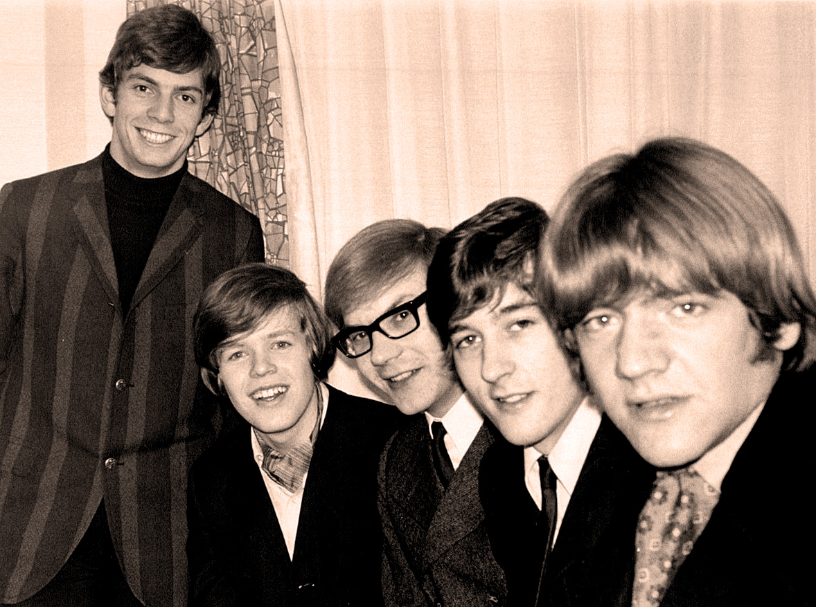 Herman's Hermits In Oslo – 1967 – Past Daily Soundbooth