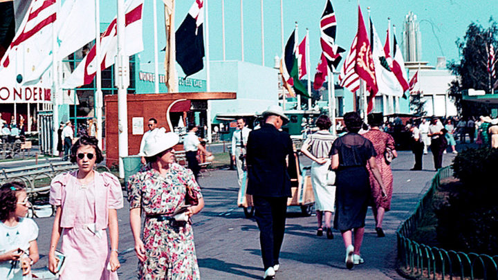 New York World's Fair 1939