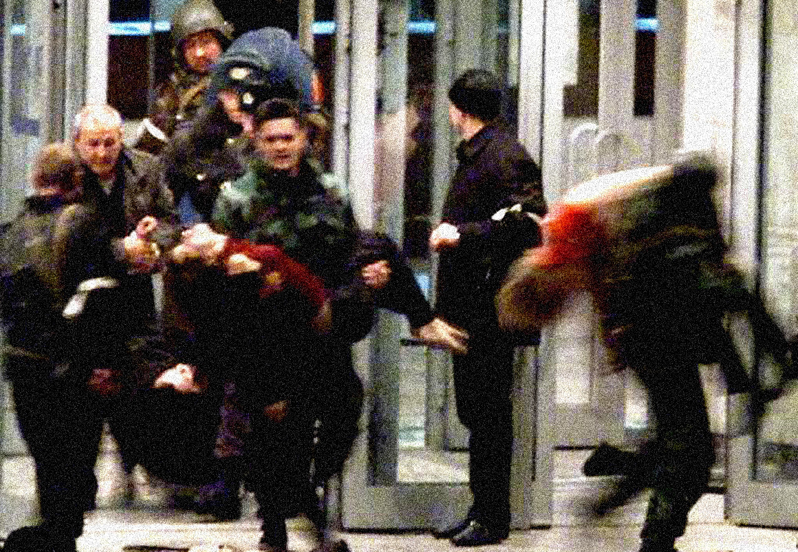 October 27, 2002 – State Of Siege – The Moscow Hostage Drama