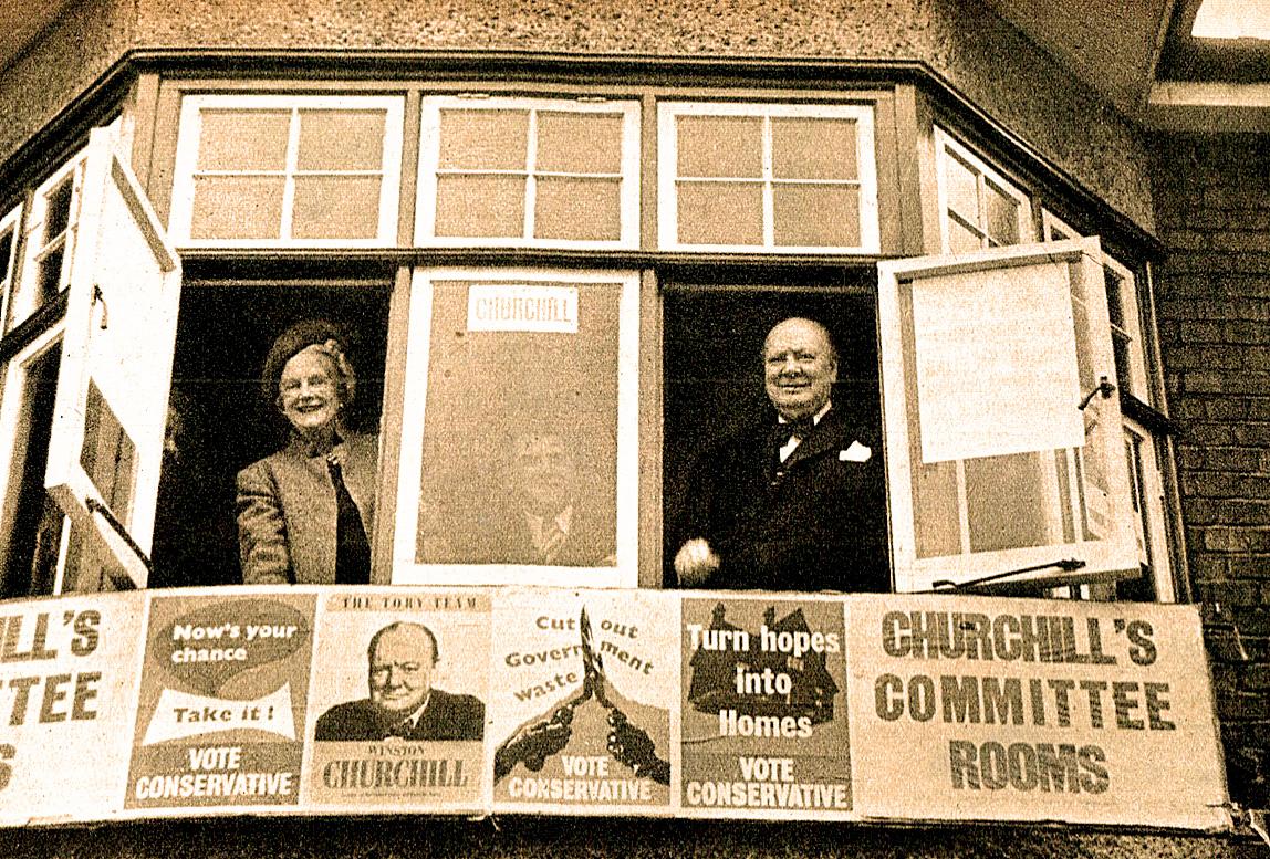 October 26, 1951 – Churchill Returns To 10 Downing Street