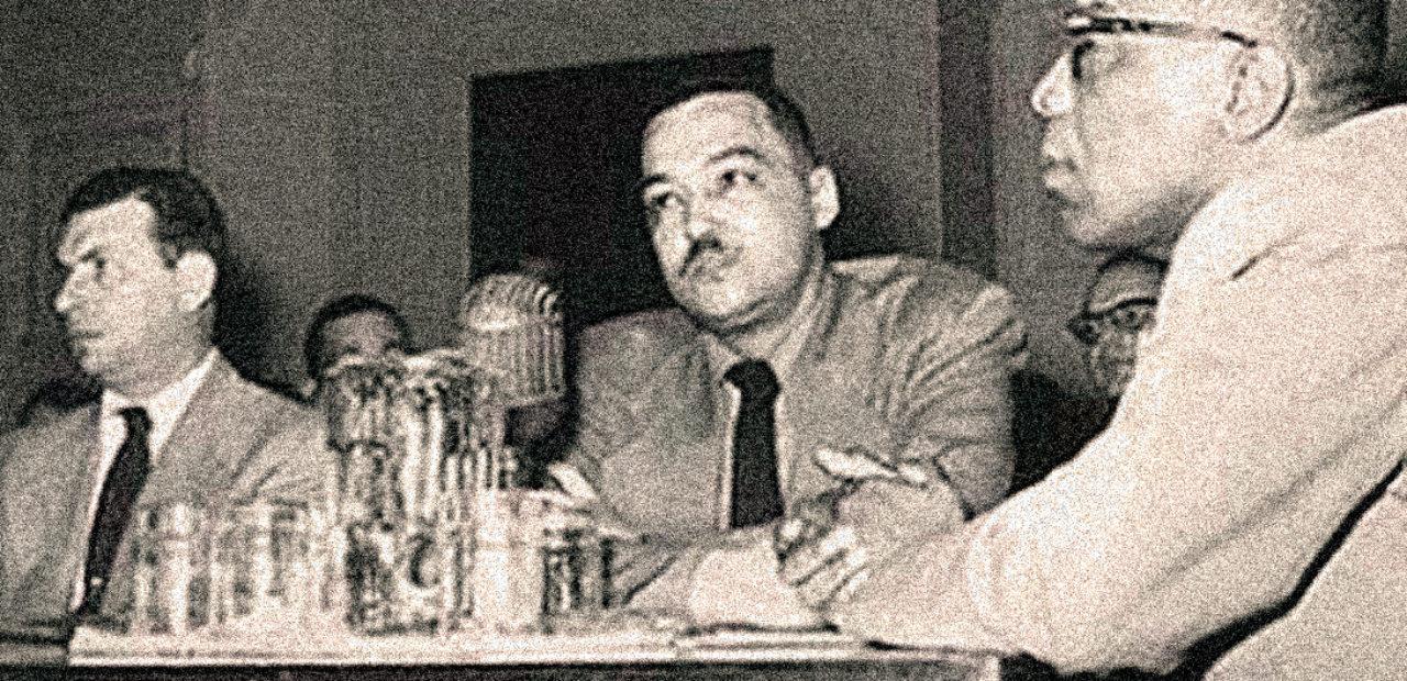 Coleman Young -HUAC Hearings 1952