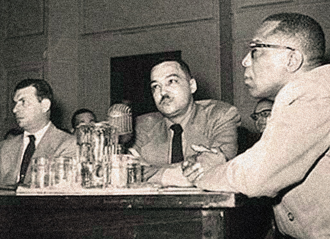 1952 – HUAC Hearings Come To Detroit – Coleman Young Testifies – Past Daily Reference Room