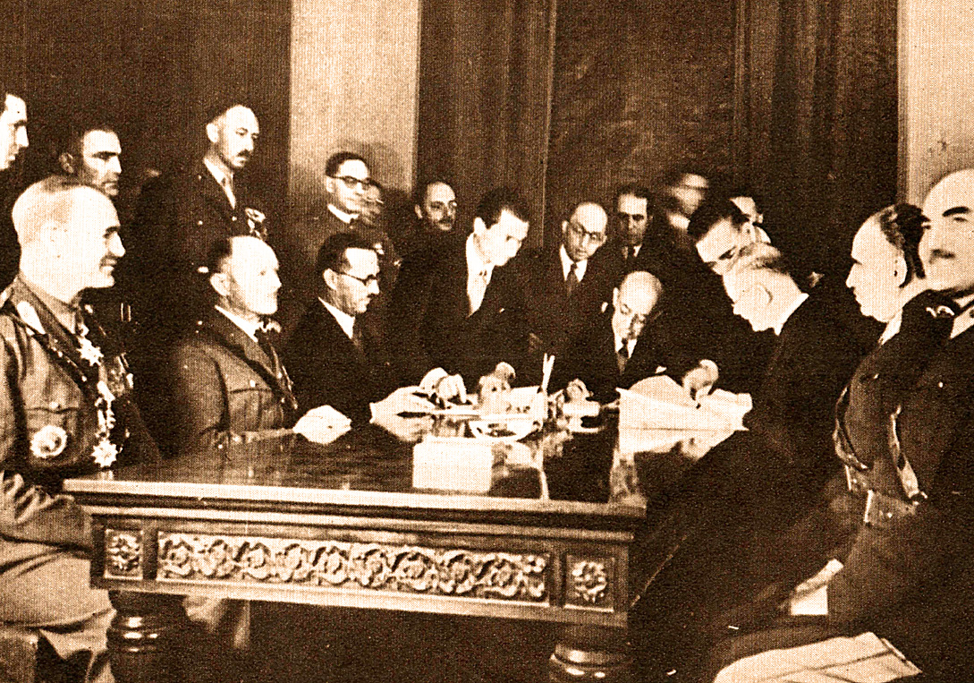 October 24, 1939 – About Turkey – Report On The Signing Of The Anglo-French-Turkish Treaty.