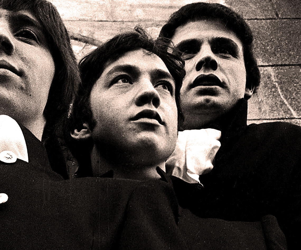 The Easybeats In Germany – 1967 – (RIP: George Young) Past Daily Soundbooth