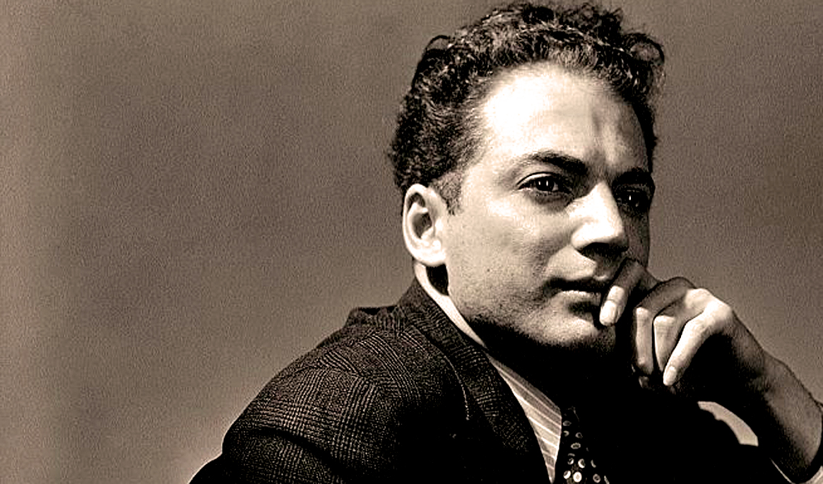 "Clifford Odets: ""The Artist Is Taking A Strange Place In America Today"" 1963 – Past Daily Weekend Gallimaufry"