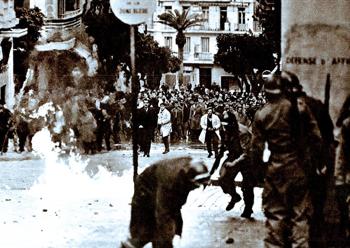 October 20, 1957 – The Trouble With Algeria