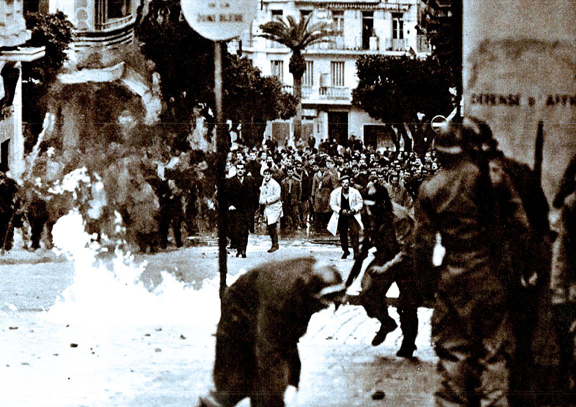 Algeria - 1957