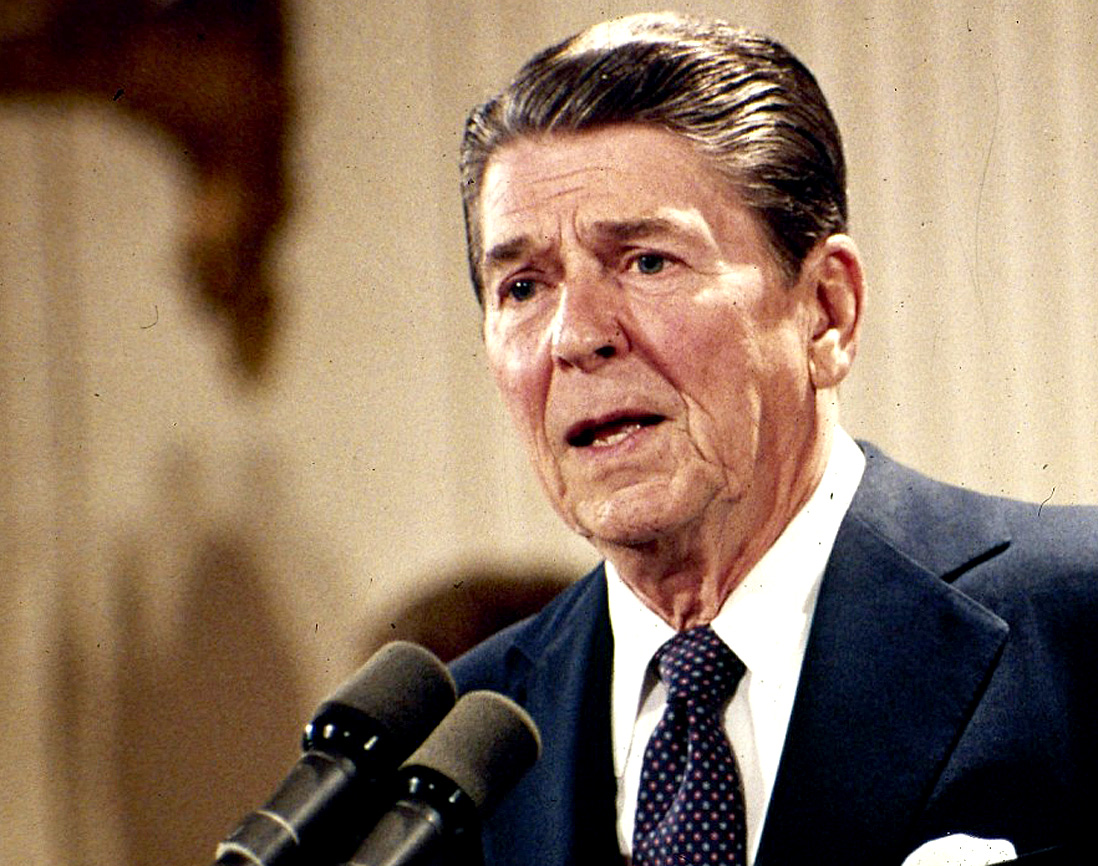 October 19, 1983 – President Reagan Gives A Press Conference