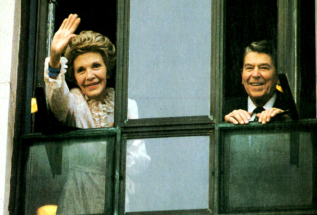 October 18, 1987  – The First Lady Faces Cancer – A Trapped Toddler – The World's Ugliest Tie