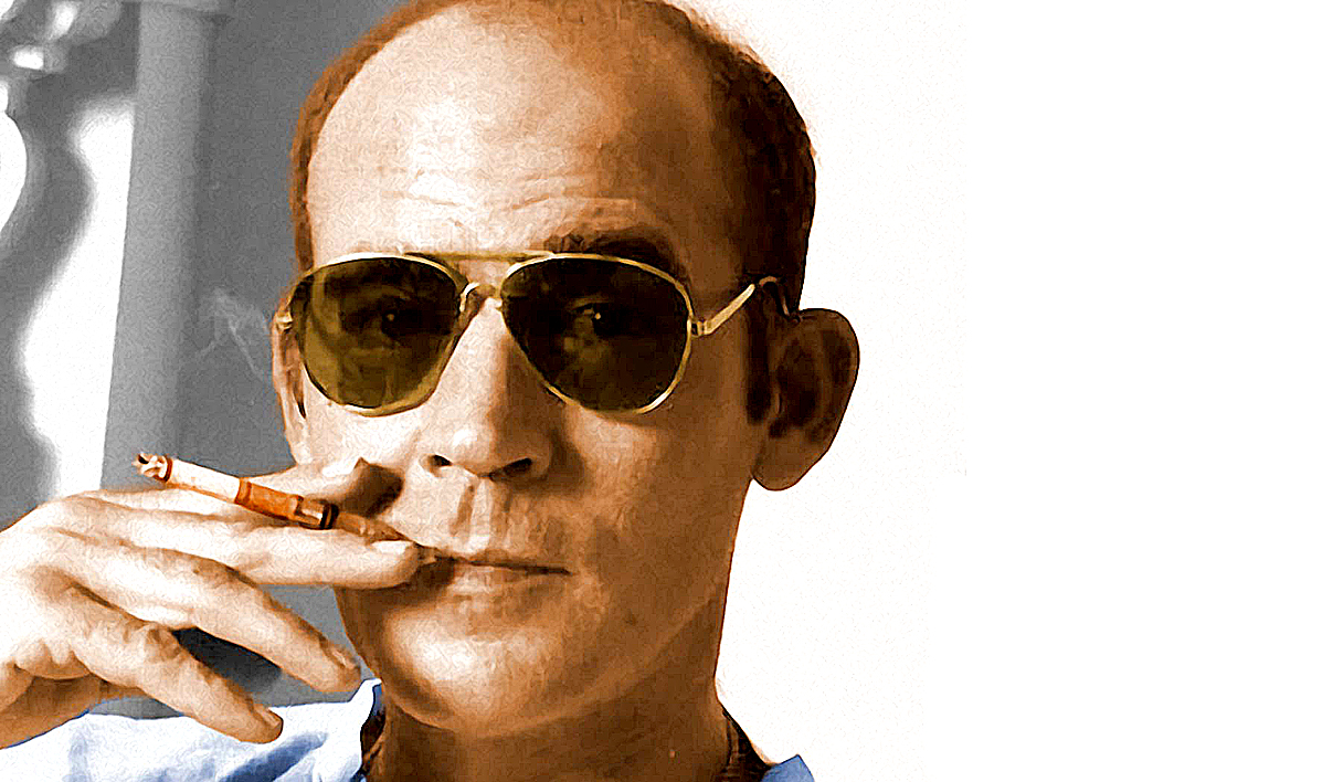 A Word Or Two From Hunter S. Thompson – 1975 – Past Daily Pop Chronicles