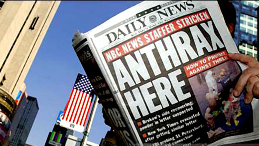 Anthrax threat - (Getty Images)