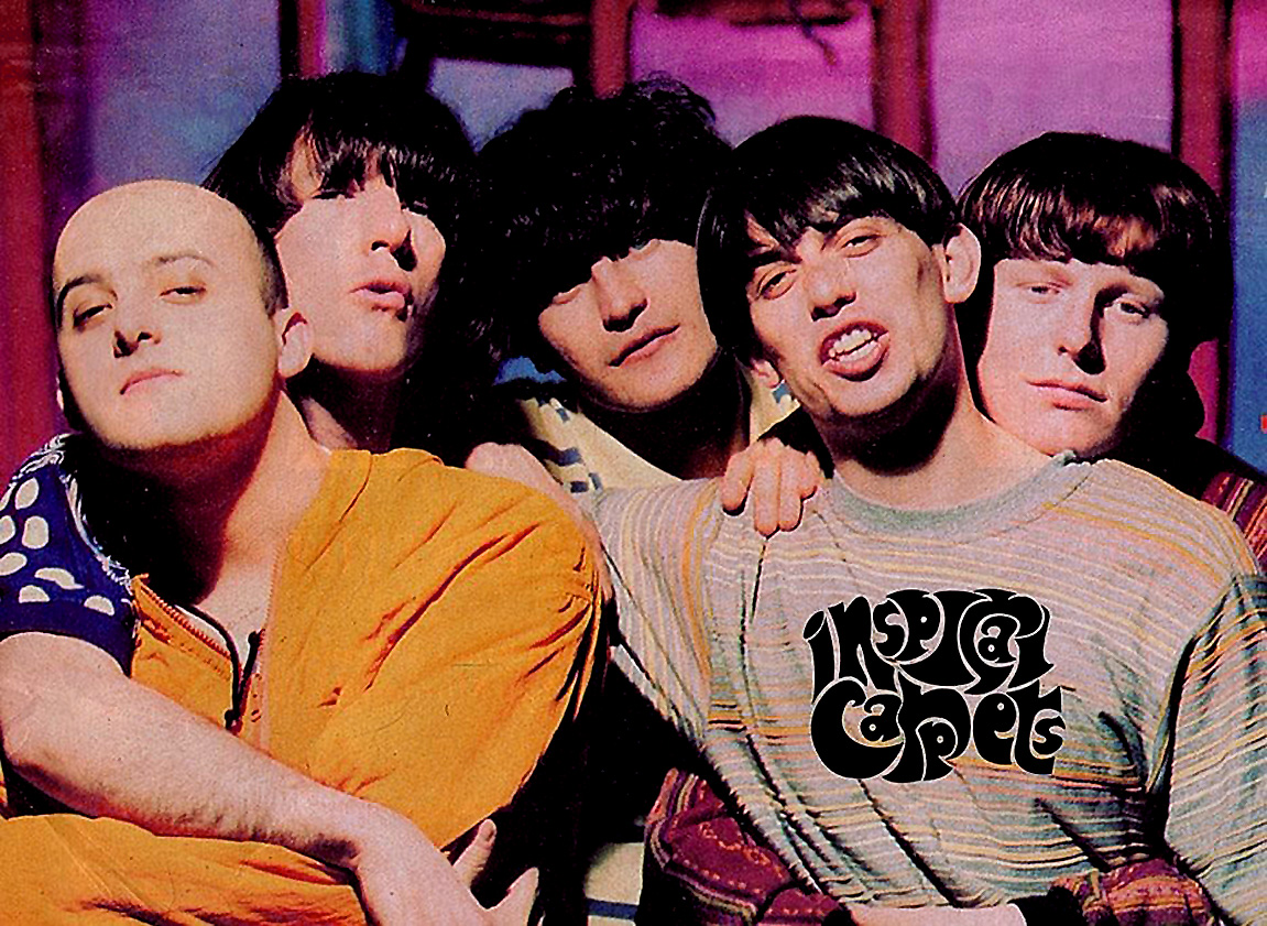 Inspiral Carpets In Session – 1990 – Past Daily Soundbooth