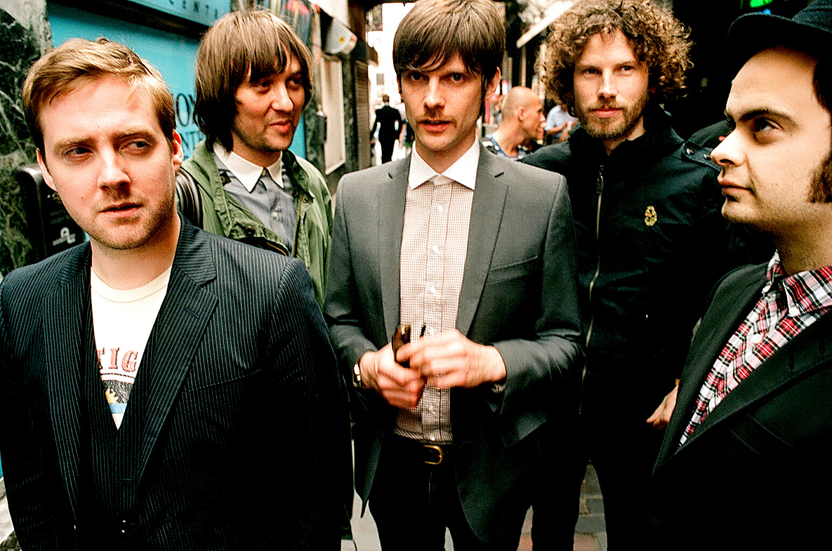 Kaiser Chiefs In Session – 2005 – Past Daily Soundbooth