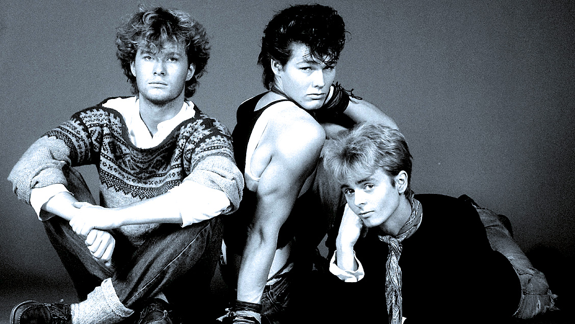 A-Ha – Live In Rio – 1989 – Past Daily Backstage Weekend