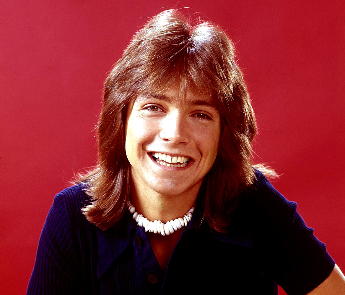 David Cassidy In Concert – 1973 – (1950-2017) – Past Daily Soundbooth: Tribute Edition