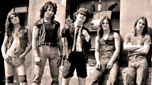 AC/DC - RIP: Malcolm Young
