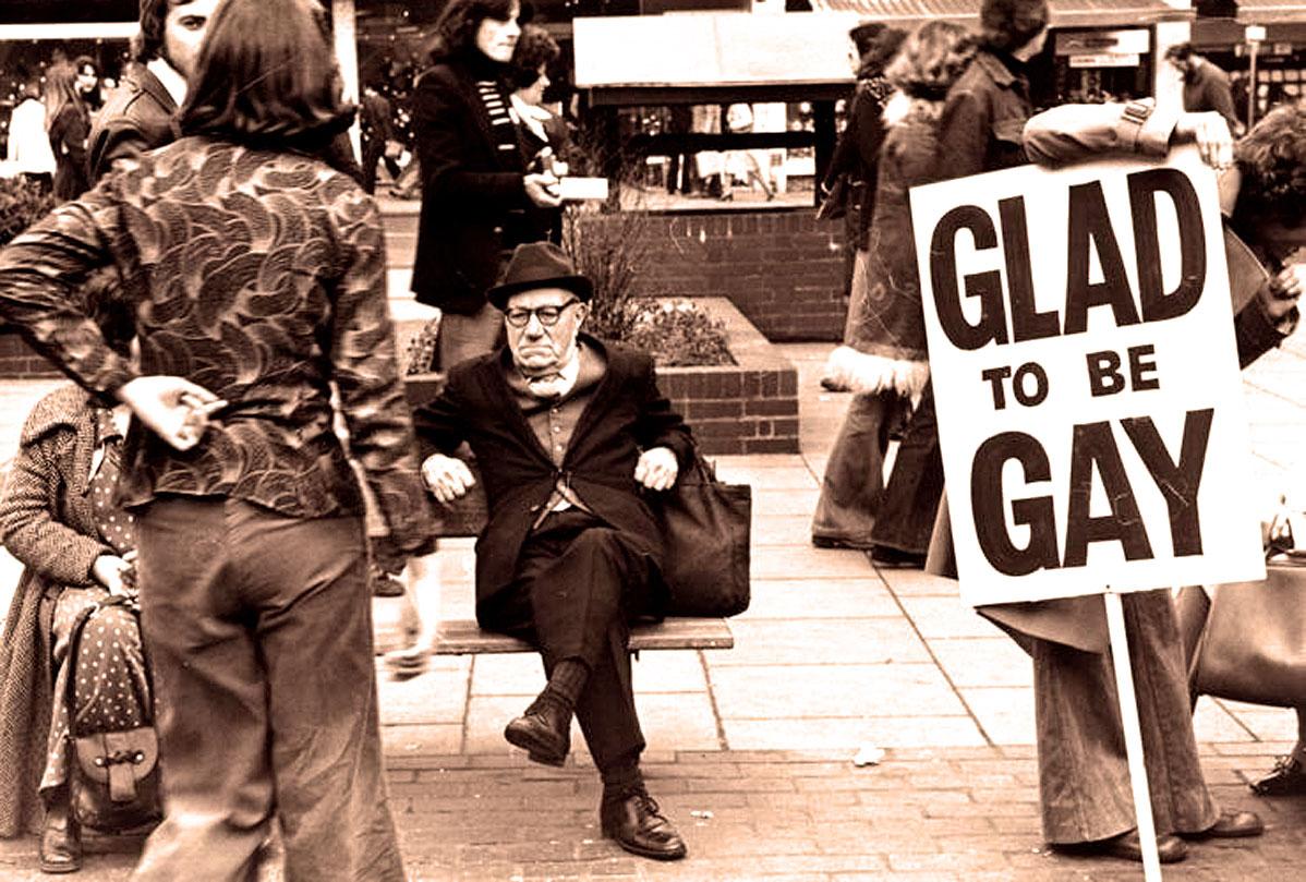 November 16, 1969 – Okay To Be Gay In The UK