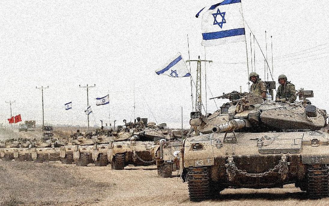 November 14, 2002 – Tanks In Gaza – Inspectors In Baghdad
