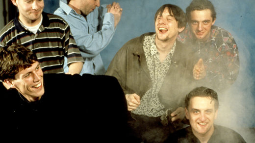 Happy Mondays - live from Lyon 1990