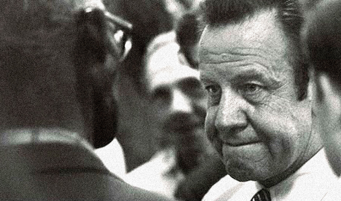 Jesse Unruh – California Power Broker – 1966 – Past Daily Reference Room