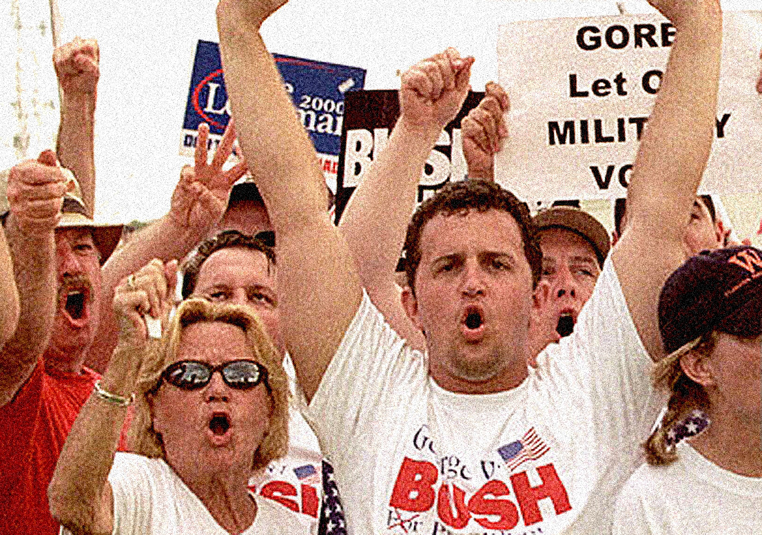 November 10, 2000 – Election 2000 – The Gift That Kept On Giving