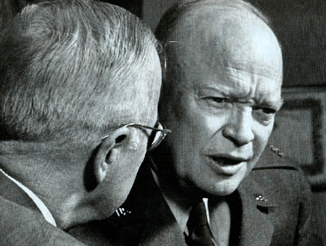 November 6, 1951 – The Fine Line Between Policy And Politics – Eyes On Eisenhower.