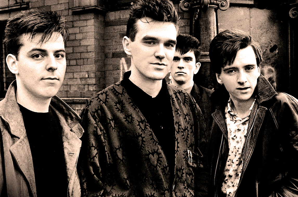 The Smiths Live In Amsterdam – 1984 – Past Daily Soundbooth