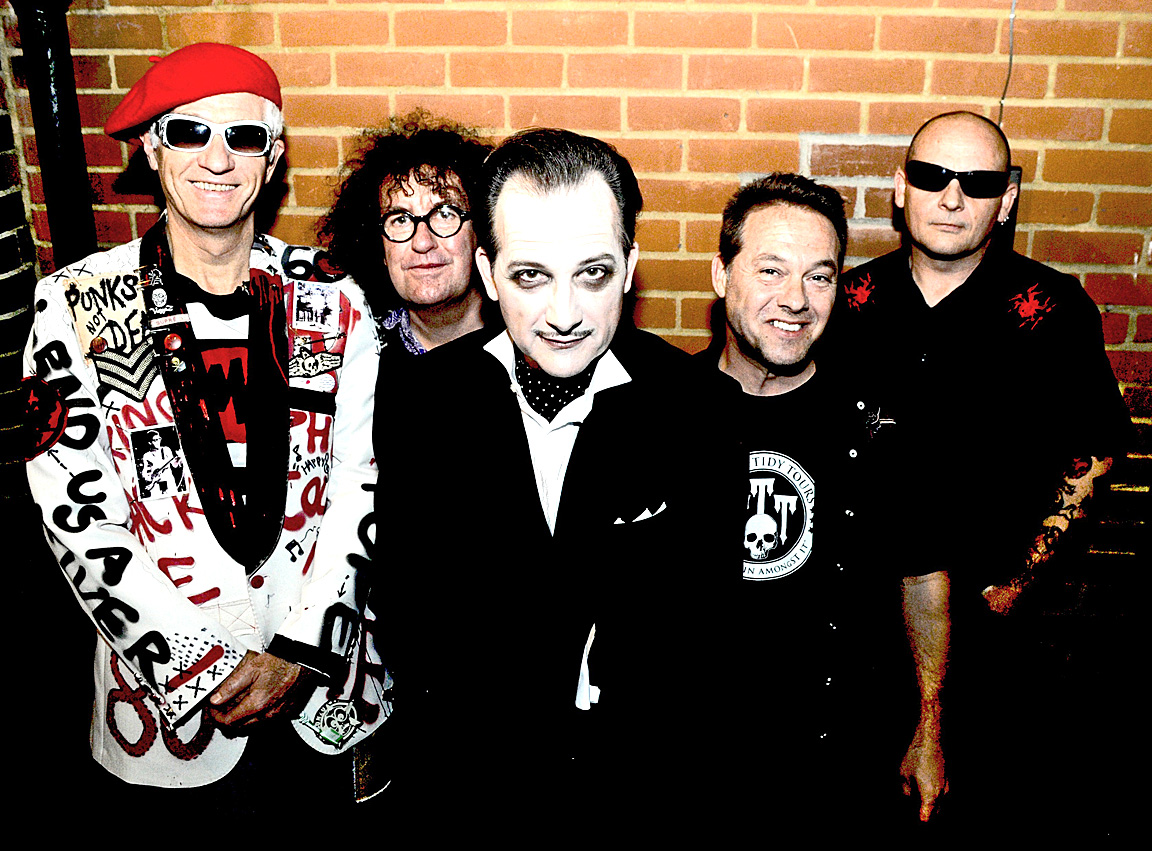 The Damned – Punk Christmas Party – 2017 – Past Daily Soundbooth