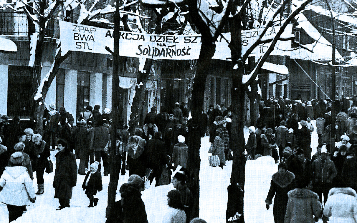 December 12, 1980 – Transitions At The White House – Solidarity In Poland