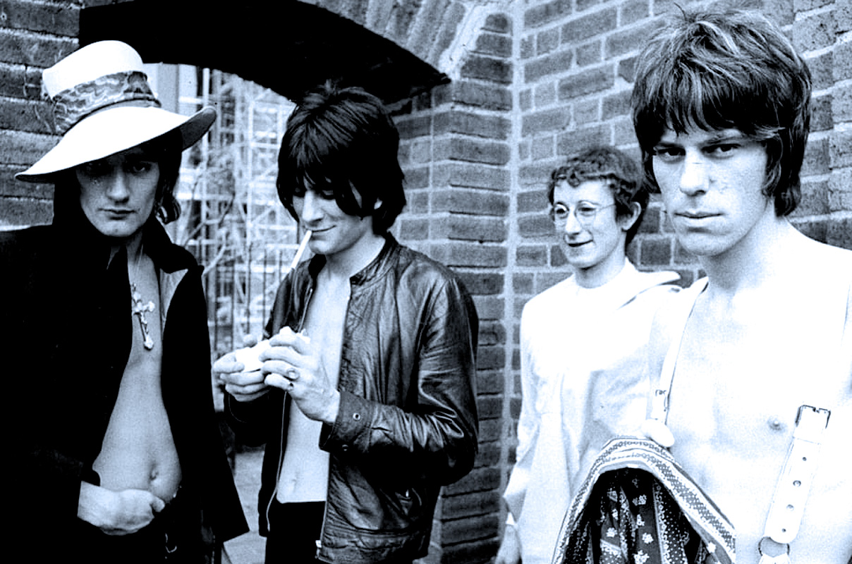 Jeff Beck Group In Session – 1968 – Past Daily Soundbooth