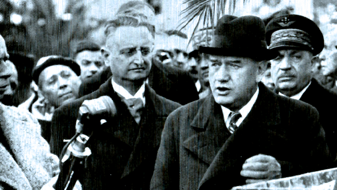 An Address By Edouard Daladier – December 1, 1939 – France At War