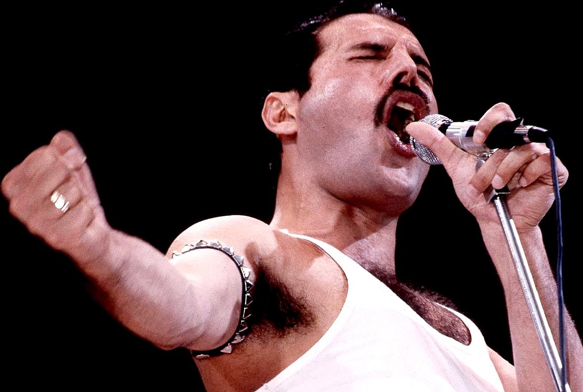 December 1, 1991 – A Week Of Wonders And Loss – Not The Least, Freddie Mercury