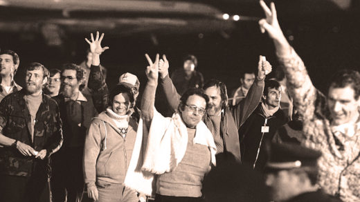 Released American Hostages