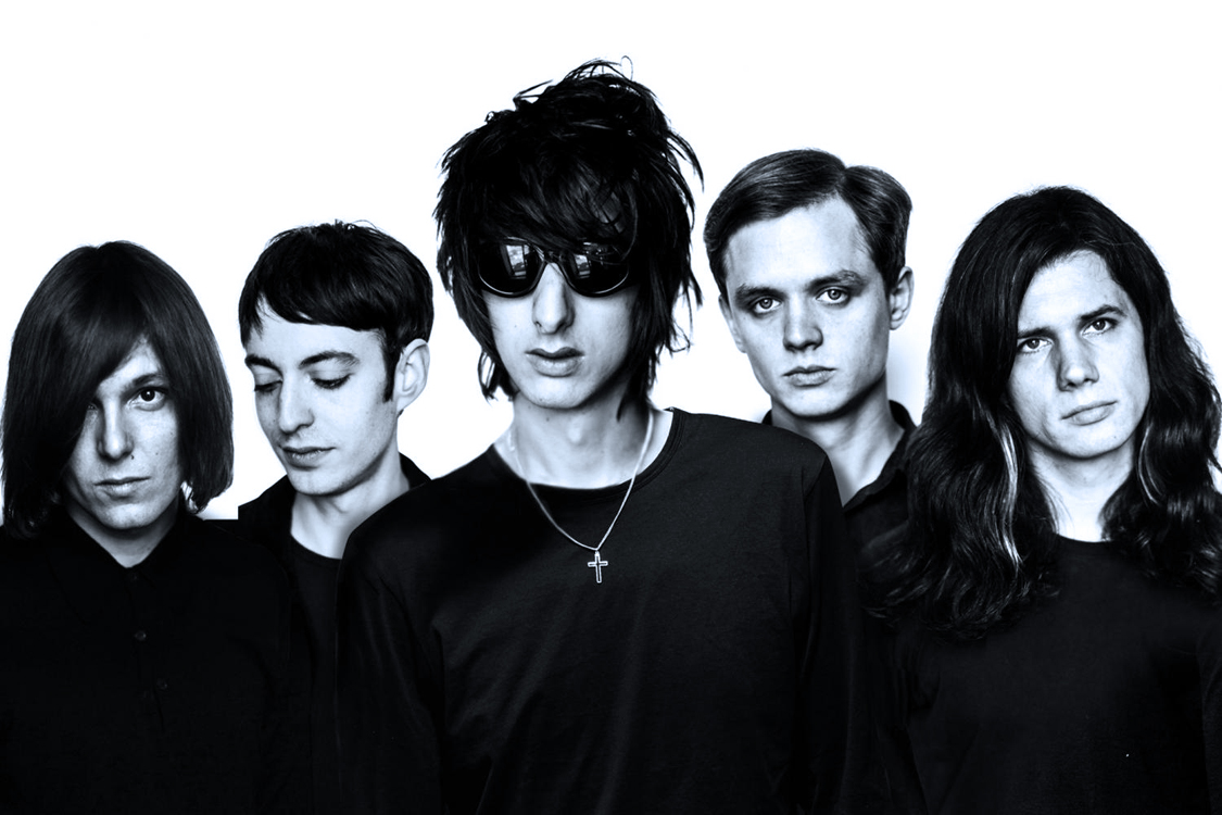 The Horrors – Live At Glastonbury 2009 – Past Daily Soundbooth