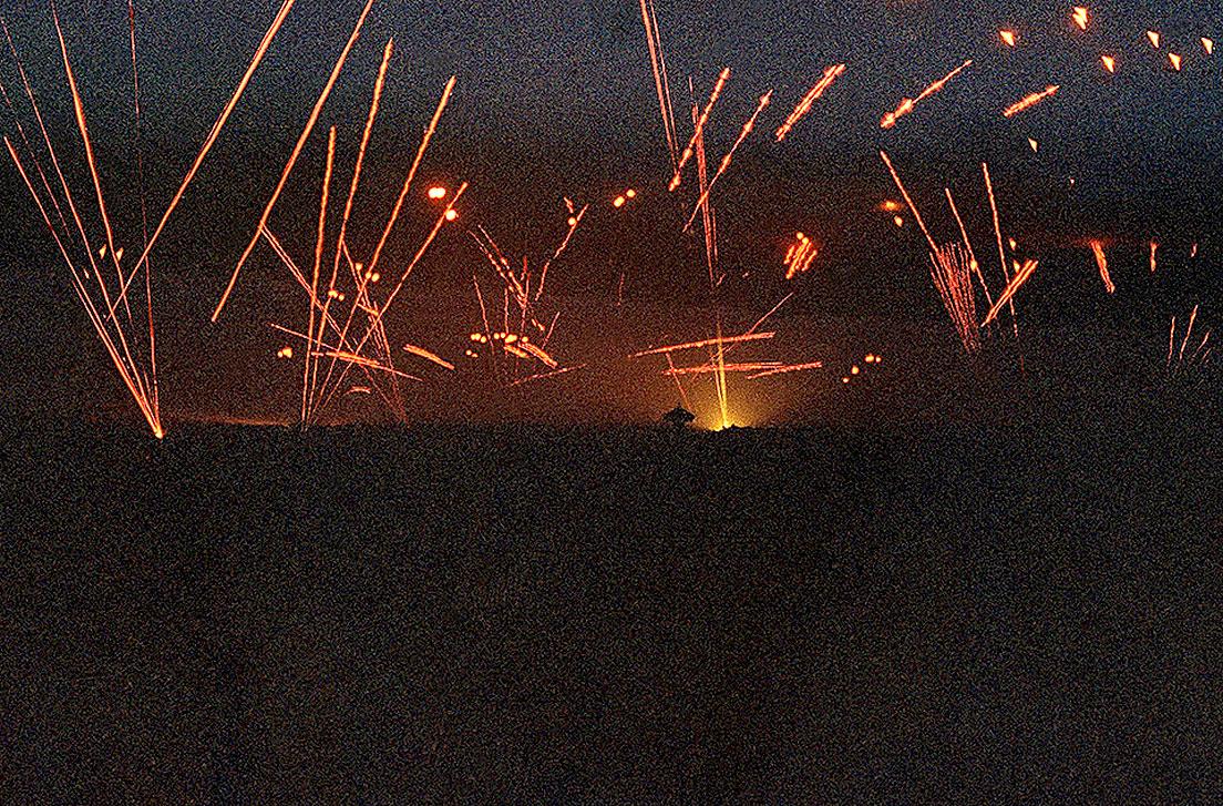 January 18, 1991 – Skies Over Baghdad – Scuds Over Tel-Aviv