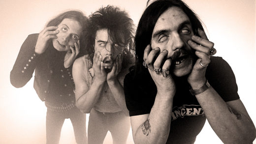 Motorhead in session 1978
