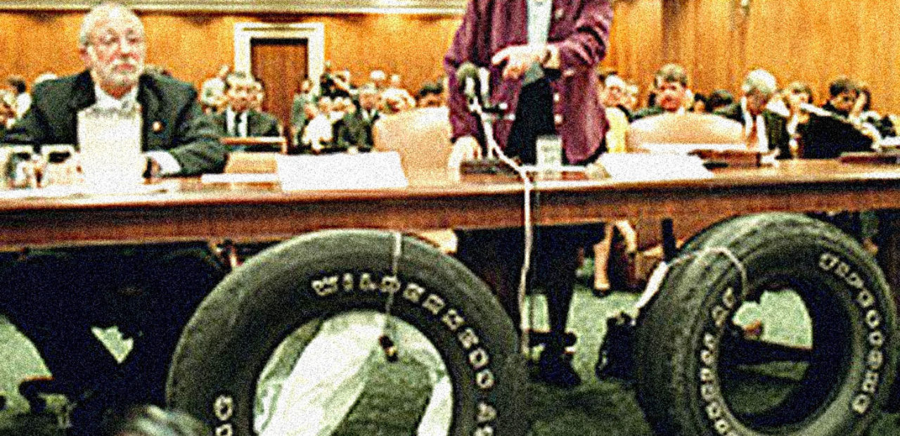 Firestone Tire trial