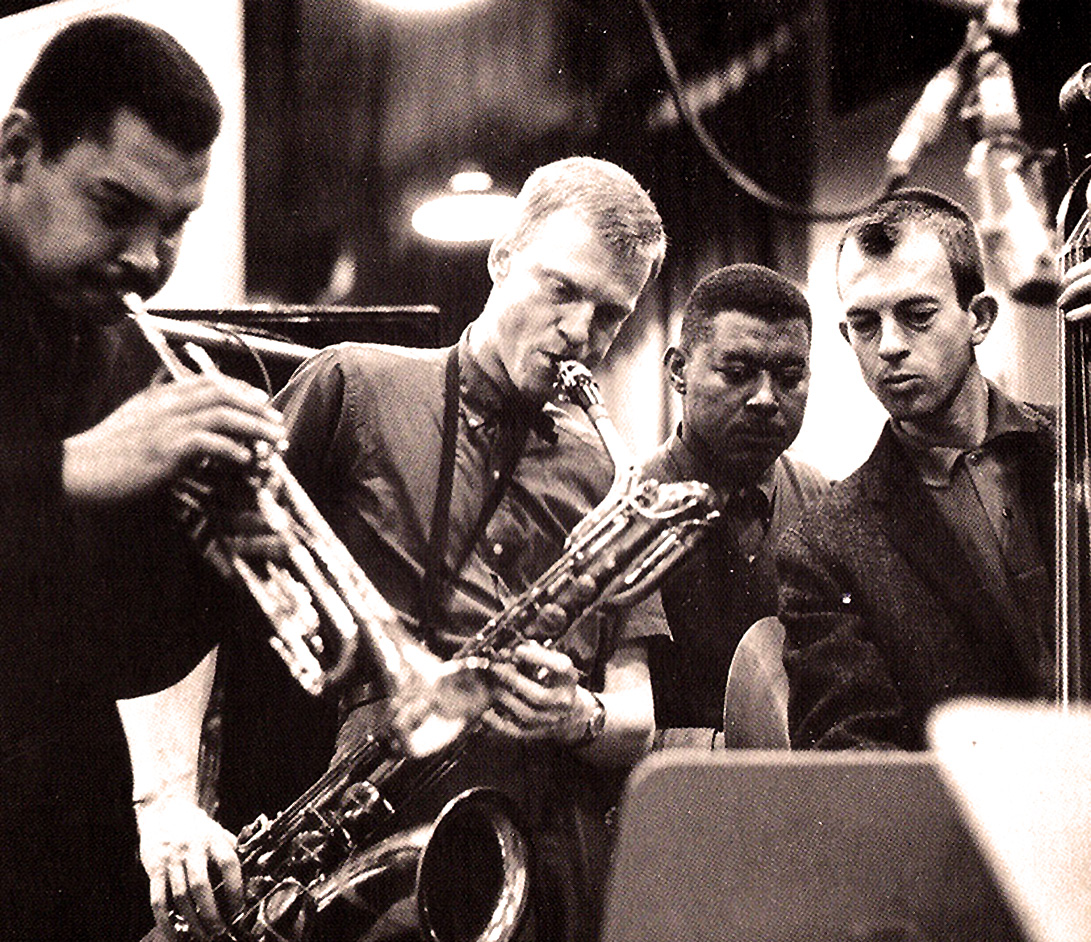 Gerry Mulligan Quartet – Live In Rome – 1959 – Past Daily Downbeat