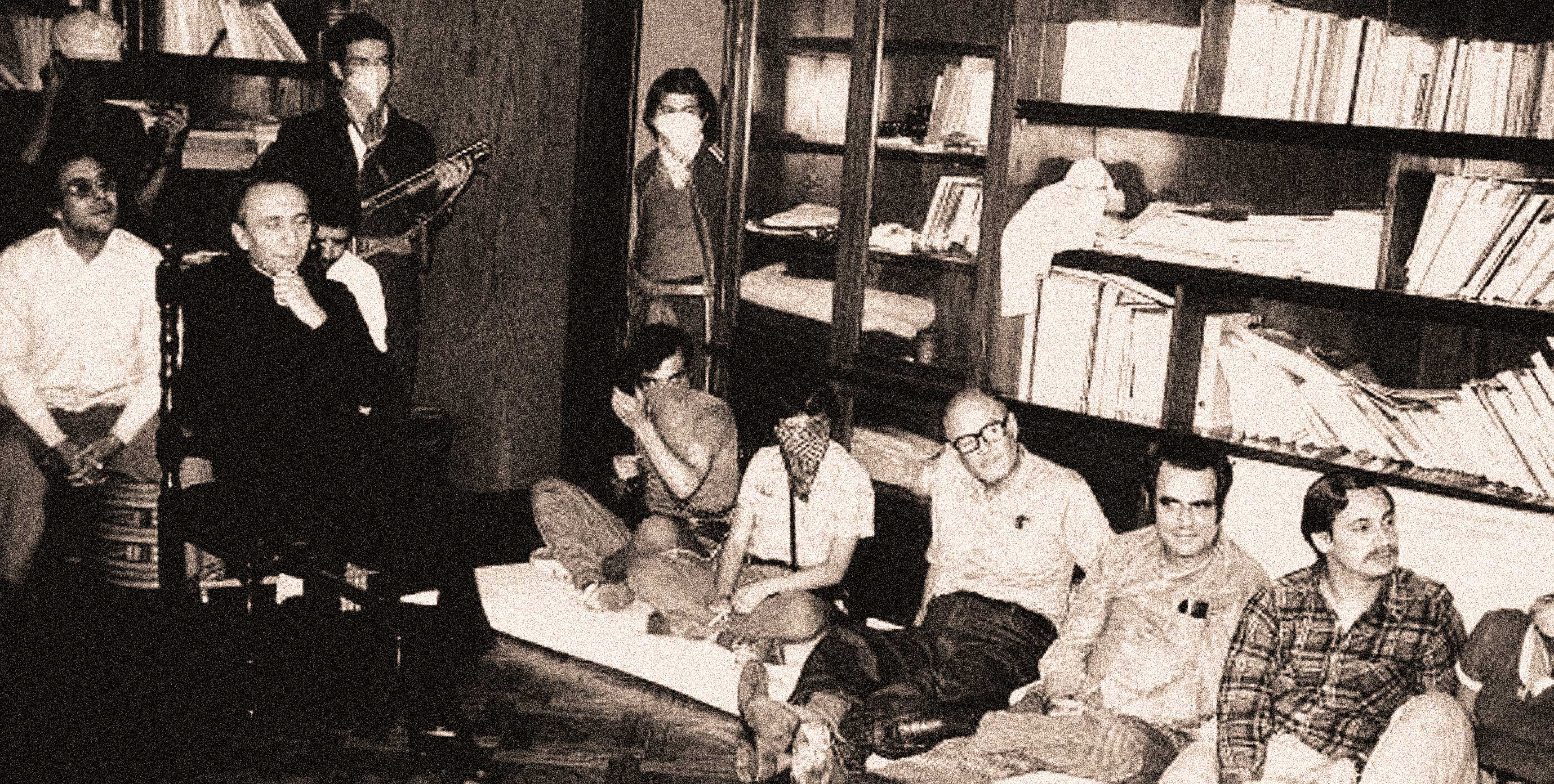 February 28, 1980 – A Hostage Drama In Bogota – Day 117 in Tehran